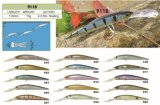 110mm flottant d'une première le prix bon marché usine --- La qualité a fait Crankbait de pêche en plastique dur fait sur commande - Wobbler - attrait de pêche de Popper de cyprins