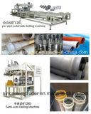 Línea de extrudado interna maquinaria del tubo de desagüe del PVC de la alta productividad del plástico de la maquinaria de la fabricación del estirador