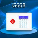 De Alarminstallatie van de Veiligheid van het Huis van het Toetsenbord van de aanraking met Kaart RFID (S-G66B)