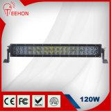barra clara do diodo emissor de luz de 4D Len 120W