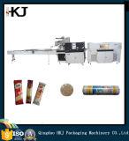 Máquina de empacotamento automática do Shrink para vegetais, frutas, macarronetes