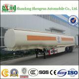 Carburant /huile de l'essieu 45m3 du produit chimique 3/essence en bloc/camion-citerne liquide