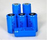 Batería recargable de 3.7V 800mAh 17335 Litio Ion, RCR123A