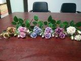 소형 목부용속의 식물의 인공 꽃 68cm 구 D70187