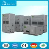 Condicionador de ar de refrigeração da água ereta do assoalho R22, aquecimento elétrico e condicionador de ar refrigerando