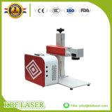 Bewegliche Faser-Laser-Markierungs-Maschinen für Schmucksache-Laser-Gravierfräsmaschine-Preis