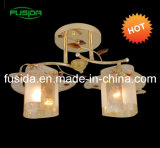 Candelabro do mosaico de Zhongshan/luz de vidro do pendente para decorativo Home