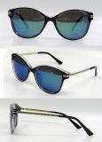 Gafas de sol plásticas de la manera del diseñador a estrenar para las mujeres/señora (DP1219YZ)
