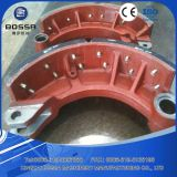 Scania Truck Trailer를 위한 중국 Cast Iron Brake Shoe Manufacturer