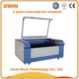 Cnc-Hersteller-Qualität CO2 Laser-Stich-Ausschnitt-Maschine