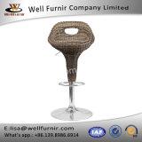 Sgabello di barra di vimini buono di Registrabile-Altezza di Furniturer della sede di Furnir