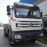 Beiben 380HP 6X6 van Vrachtwagen van de Tractor van de Aandrijving van de Weg de Volledige voor Verkoop