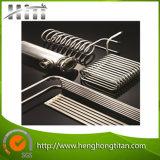 De Naadloze Buis van het titanium en Gelaste Buis ASTM B338 /ASTM B861