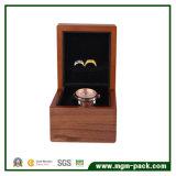 Qualitäts-Retro hölzerner Uhr-Kasten für Geschenk