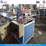 Double machine conique de boudineuse à vis/machine de production pour le panneau, la feuille et le profil