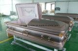 Cercueil en bois 003A de peuplier américain de type