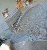 PVC покрыл сваренную загородку ячеистой сети, гальванизированную проволочную изгородь