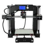 2016 máquina de impressão Desktop de venda quente da impressora 3D 3D da impressora 3D