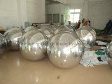 Het hangen van Ballen van de Disco van de Spiegel van de Bal van de Spiegel Inflatables de Grote Opblaasbare voor Partij