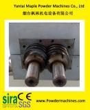 Yantai에서 분말 코팅 가공 기계의 쌍둥이 나사 압출기