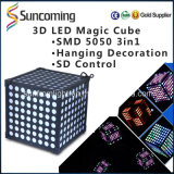 Hanging decorazione del soffitto magico Cude RGB 3in1 3D Disco Light