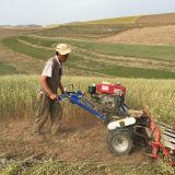 기어 드라이브 구동 장치형과 새로운 조건 밀 수확자 헤드