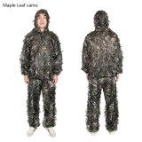 Camouflage Ghillie, Militaire Ghillie, Kostuum Cl34-0074 van Ghillie van het Blad van het Leger het Lichtgewicht
