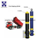 Cilindro hidráulico de carga pesada para caminhões