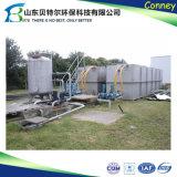 l'usine de traitement des eaux de perte des eaux d'égout 200tpd domestiques, enlèvent la morue, DBO