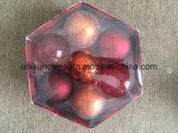 عيد ميلاد المسيح حلية كرات في مختلفة حجم ولون مع صنع وفقا لطلب الزّبون تعليب