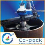 Beweglicher legierter Stahl leitet die Hauptgefäße, die Maschine abschrägen