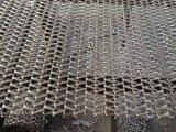Nuevos productos calientes para 2016 correas del acoplamiento de alambre de la armadura del metal de la maquinaria 316L de la industria alimentaria