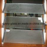 3-6mm claro / bronce Louver vidrio para ventana