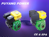 5.5HP Horizontal Shaft Gasoline Engine