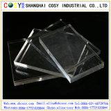 Hoja de acrílico de la venta del claro transparente caliente del molde con alta calidad