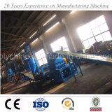 Überschüssiger Reifen, der Maschine, Gummipuder-Produktionszweig Maschine aufbereitet