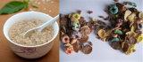 Flocos de milho americanos que fazem a linha máquina do equipamento da extrusora do alimento dos cereais