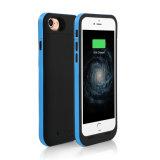 Vente chaude en Malaisie Powercase pour le cas mobile de côté de pouvoir de téléphone de l'iPhone 7/7s de cas portatif de chargeur pour l'iPhone 7