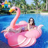 Продукты воды раздувные плавая поплавок бассеина фламингоа кольца плавая