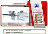 タオルの自動熱の収縮のパッキング機械