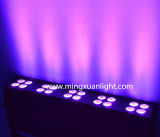 Etapa Effect 16PCS 3W LED Black ULTRAVIOLETA Light con DMX