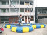 屋外のための熱い販売の贅沢なバンジーの跳躍のトランポリン(TY-41203)
