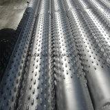 Schwarze Öl-Brücke gekerbter Bildschirm-Wasser-Vertiefungs-Sand-Steuerfilter-Quellfilter