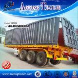 Axles сбывания 3 фабрики Китая горячие или передний Tipper 4-Axle трейлер Semi