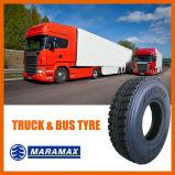 Pisada ancha del carro del neumático del neumático radial del omnibus (1100R20 11.00r20)