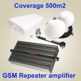 Impulsionador celular móvel elevado do impulsionador 900MHz do sinal do telefone do ganho 85dB 2g G/M
