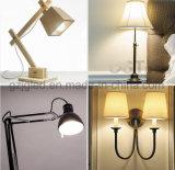 Lámpara modificada para requisitos particulares del bulbo 9W E27 del precio de fábrica del servicio de la insignia LED