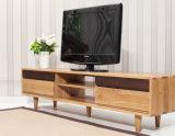[جبنس-ستل] [وأك ووود] تلفزيون خزانة حديثة يعيش غرفة أثاث لازم ([م-إكس2009])