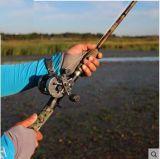 sede ad alto tenore di carbonio Rod del Rod Gunreel Xf di azione di 2.28m Ver della possibilità remota dei pesci neri duri di pesca Rod