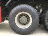 モザンビークへのSinoauto 50のトン12の荷車引きのダンプトラックのエクスポート